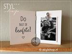 Fotolijst Fries valentijn kado