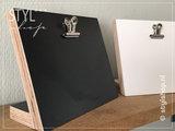 kaarthouder hout kaartenhouder kaart standaard kaart kaartenstandaard kaartenhouder fotolijst klembord foto