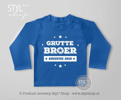 Tshirt Fries Grutte broer