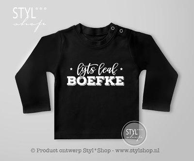 Shirt Frysk - Lyts leaf boefke