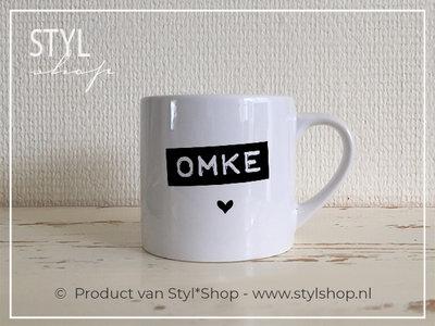 Koffiekopje Omke