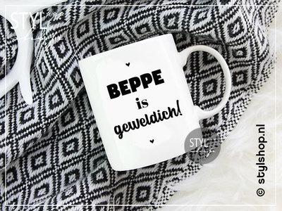 Friese mok Beppe is geweldich
