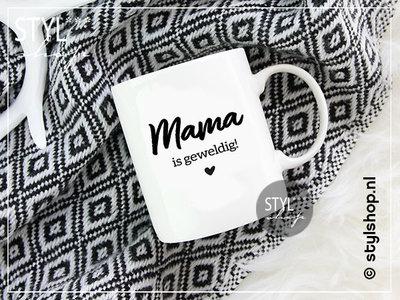 Mok Mama is geweldig
