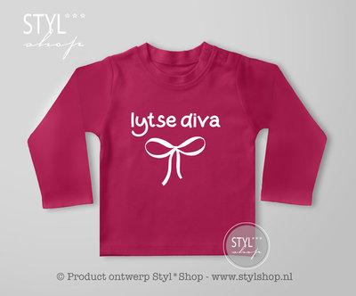 Shirt Frysk - Lytse diva