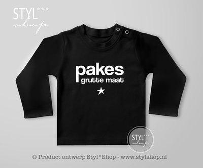 Shirt Frysk - Pakes grutte maat