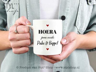 Mok -Frysk- Hoera jimme wurde pake en beppe