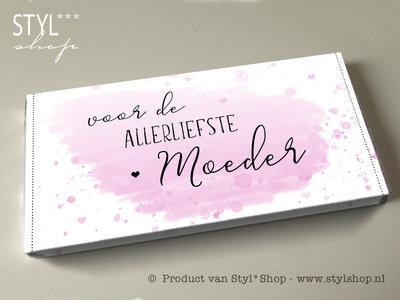 Top Chocoladereep Voor de allerliefste moeder - Styl*Shop - FRIESE &WP99