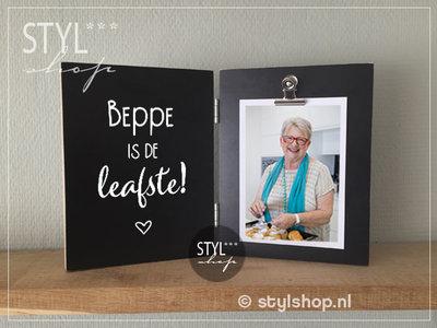 Fotolijst beppe Fries memmedei moederdag