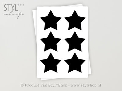 Krijtbord Schoolbord Sticker Etiket Label hartje krijtje