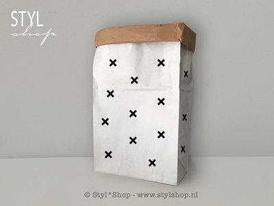 Paperbag blanco