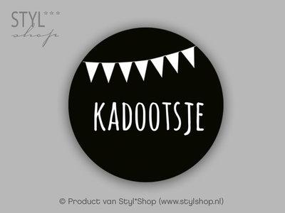 sticker etiket frysk nederlands
